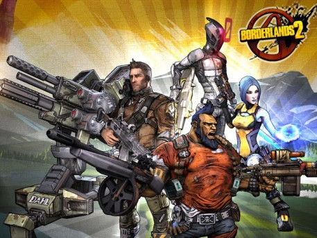 Borderlands 2:DLC第2弾『The Horrible Hunger of the Ravenous Wattle Gobbler』の配信日が26日に決定!