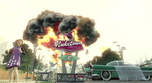 "CoD:BO3:""Nuketown 2065""の登場確定?メニュー画面らしき画像も"