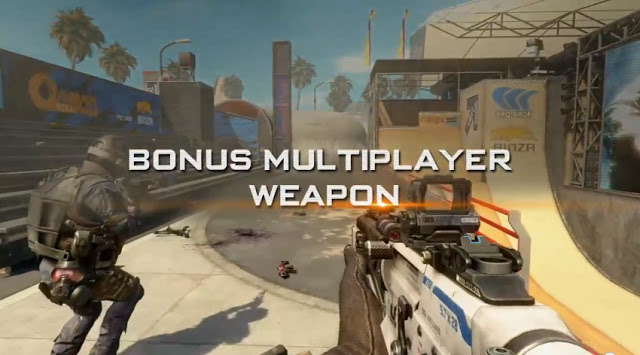 "[BO2] Black Ops 2:DLC「REVOLUTIONS」トレイラー第2弾!新武器""Peacekeeper""が登場"