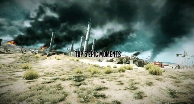 [BF3] BATTLEFIELD 3 の「壮大な瞬間」TOP5!ep2 2:50