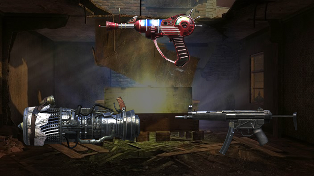[BO2] 『Black Ops 2』ゾンビモードの武器や装備イメージが30種以上流出