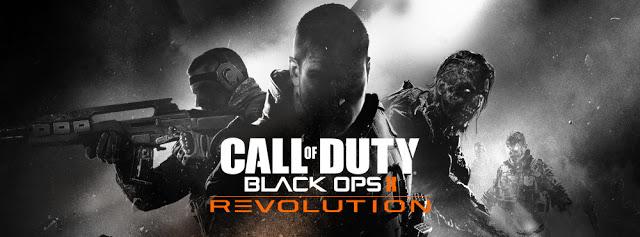 "[BO2] Black Ops 2:PS3日本語版 DLC""レボリューション""配信開始!"