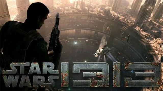 次世代クオリティー:大人向けのダークな新作TPS『Star Wars: 1313』ゲームプレイ動画