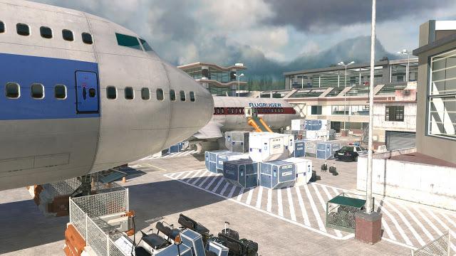 [MW3] 『Modern Warfare 3』無料マップ「ターミナル/Terminal」PS3版、国内は配信延期・・・8月20日配信へ