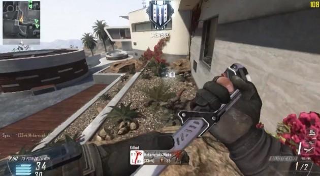 CoD:BO2:FPS上級者が推薦する、「上手くなりたい人にオススメの武器」
