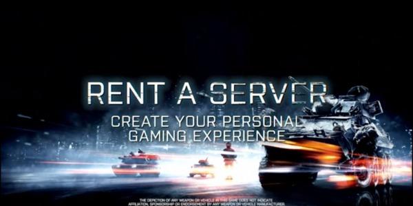 [BF3] 国内PS3延期の『Battlefield 3』レンタルサーバーシステム解説トレイラー