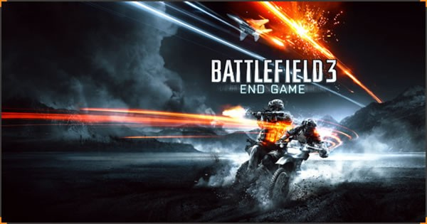 "[BF3] BATTLEFIELD 3:""END GAME""は3/5から配信!レア武器「M1911 S-TAC」も解禁"
