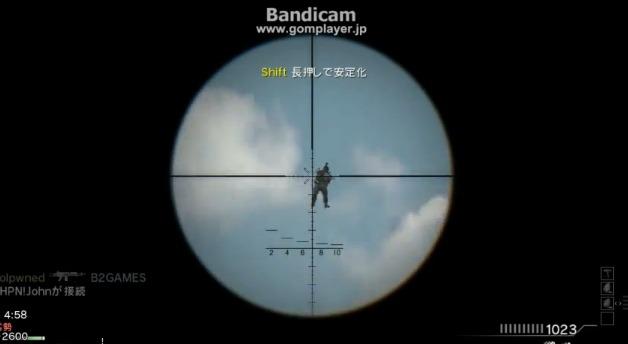 [MW3] チート:『Modern Warfare 3』で空中浮遊、体力無限、弾無限、LMGデュアルのチート祭動画!2本