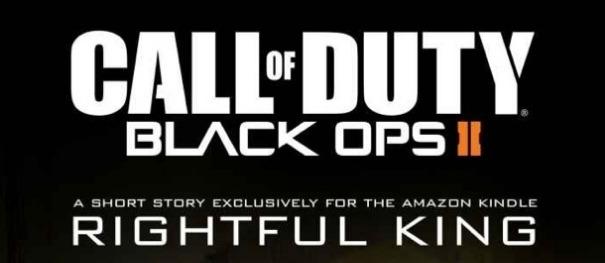 [BO2] 『Black Ops 2』のショートストーリー小説、Kindleで限定発売。売上はすべて寄付へ