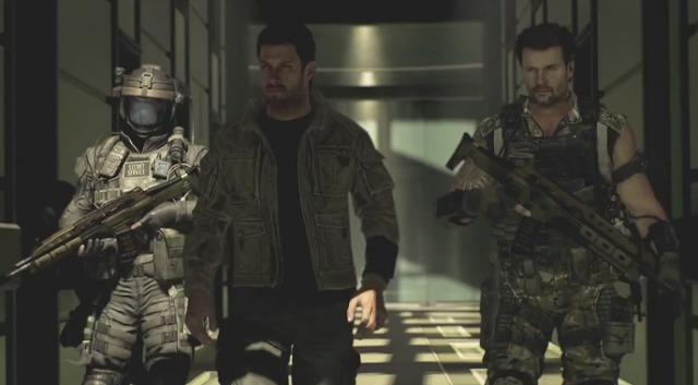 [BO2] 世界初:『Black Ops 2』キャンペーンプレイ動画 !※ネタバレ厳重注意 11:47