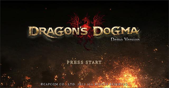 体験版:『ドラゴンズドグマ』製品版に引き継ぎ可能な体験版、4/24に配信開始