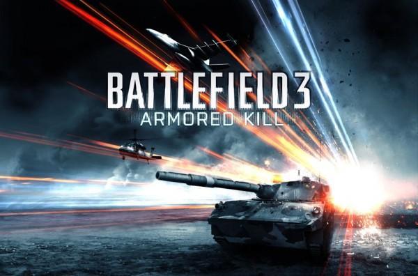 [BF3] DLC:『Armored Kill』配信日は9月4日!まずはPS3から