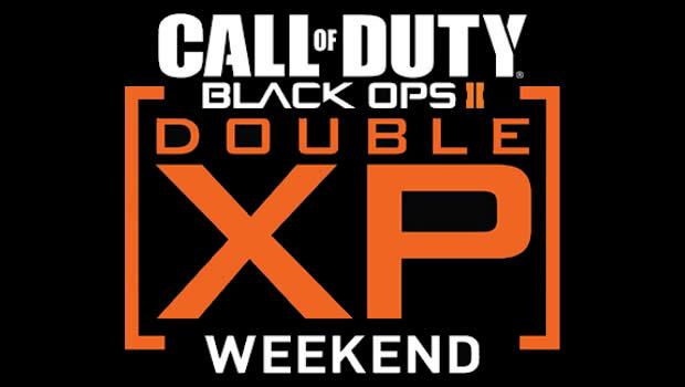 [BO2] Black Ops 2:ダブルXP(経験値2倍)、明日から開催!