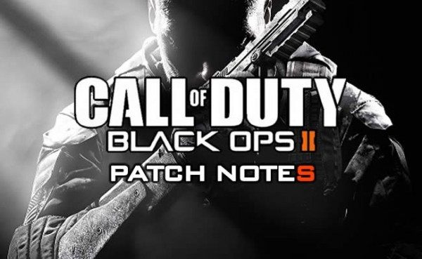 [BO2] パッチ:『Black Ops 2』大規模パッチの内容 11/16-12/14(PC版)