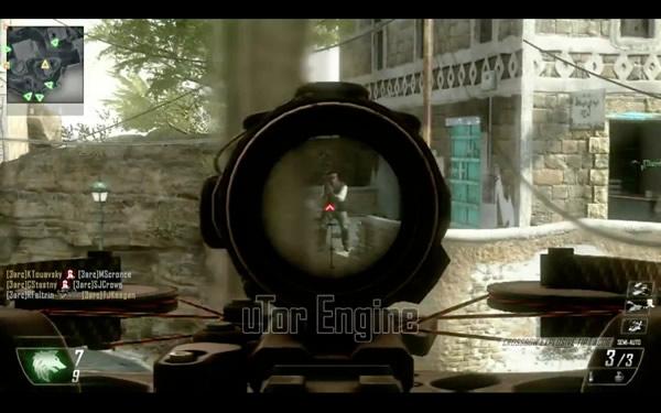 [BO2] 『Black Ops 2』マルチプレイヤーのクロスボウを含む、謎のプレイ動画がリーク!