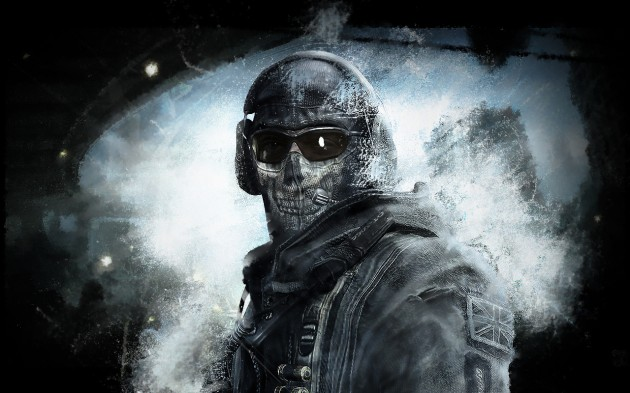 Call of Duty:MW2 Ghost