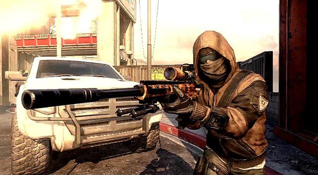 [BO2] Black Ops 2:突撃スナイパーで余裕の30k0d!イケメン過ぎるヌークアウト達成動画