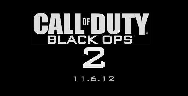 [BO2] 『Call of Duty:Black Ops 2』の発売日は2012年11月6日か[追記]