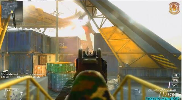 "[BO2] 『Black Ops 2』FFAで上位ストリーク""K9部隊""を目指す動画 on Cargo"