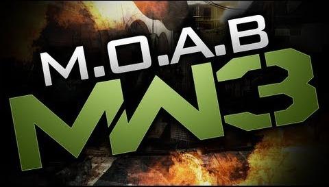 [MW3] 簡単にMOAB(核)を呼ぶ方法。PP90編