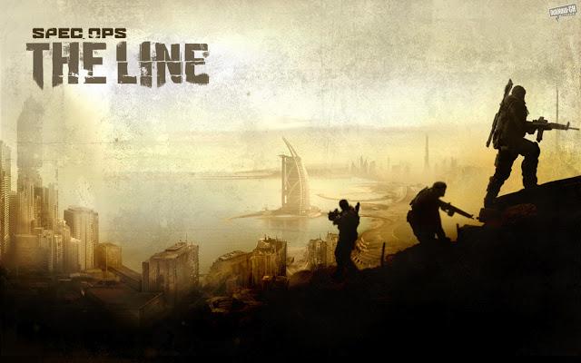 グロ注意:世界一美しい都市ドバイが大変なことになる『Spec Ops: The Line』が面白そう