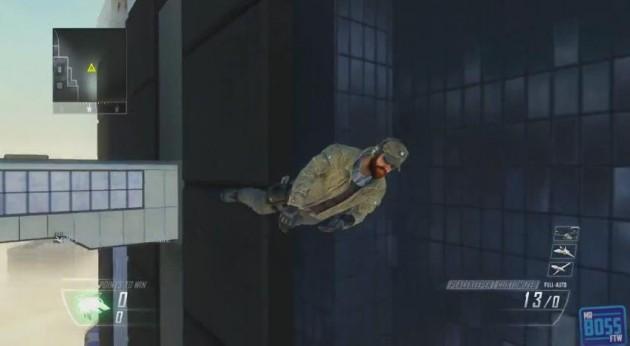 "CoDBO2:DLC""Uprising""のジャンプスポットとグリッチスポット(5本)"