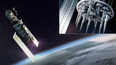 "Project Thor""という衛星軌道上からのKinetic Bombardment攻撃"