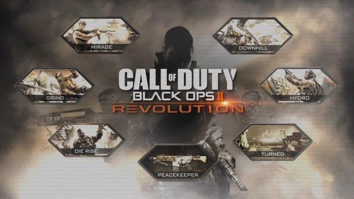 "CoD:BO2:第1弾DLC""Revolution""の無料トライアル、PS3向けに6月20日開始"