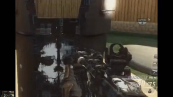 Call of Duty Ghosts カモフラージュ