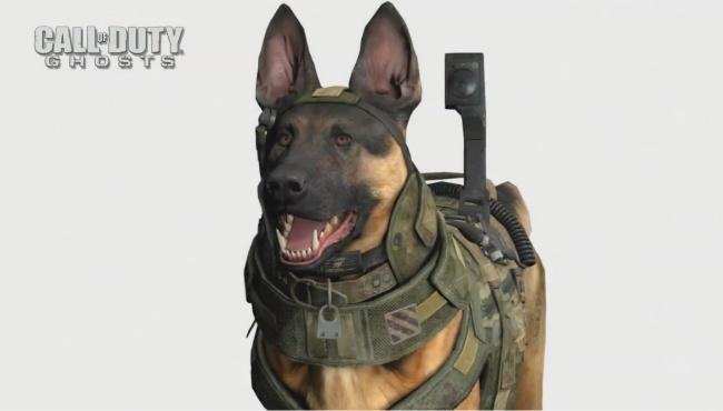 CoD: Dogs