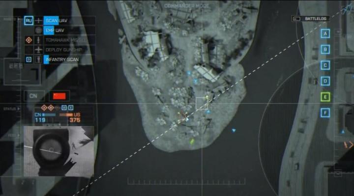 BATTLEFIELD 4:司令官モードトレイラー公開!夜には国内向けニコ生特番も