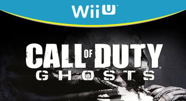 CoD ゴースト : Wii U版のアップデートリスト公開、問題の修正と新たな機能の追加