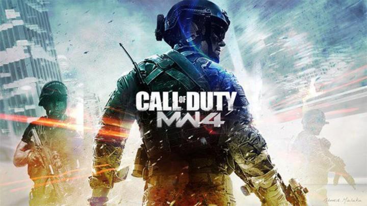MW4:『Call of Duty:Modern Warfare 4』を『CoD:ゴースト』と別に制作、2014年発売?!