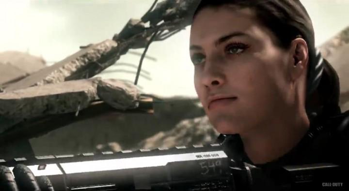 CoD:ゴースト:美しい女性兵士を登場させた理由。気になる当り判定は?