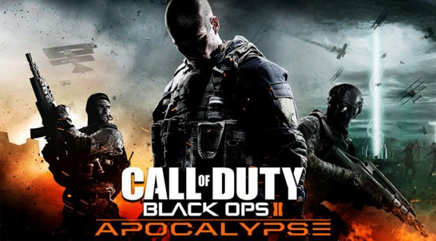 Call of Duty: Black Ops 2 Apocalypse DLC Map Pack