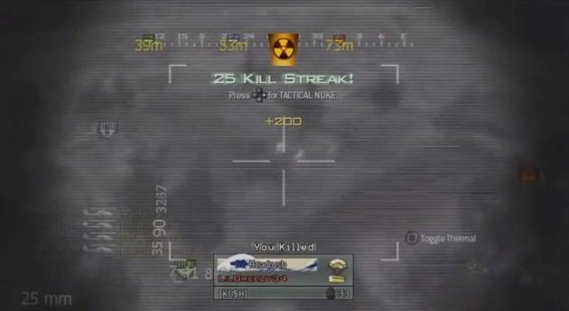 CoD:MW2:世界最速核動画!32秒!