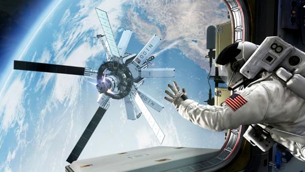 """CoD:ゴースト:MPマップ""""ストーンヘイブン""""発表、キャンペーンにはステルス要素や宇宙遊泳も"""