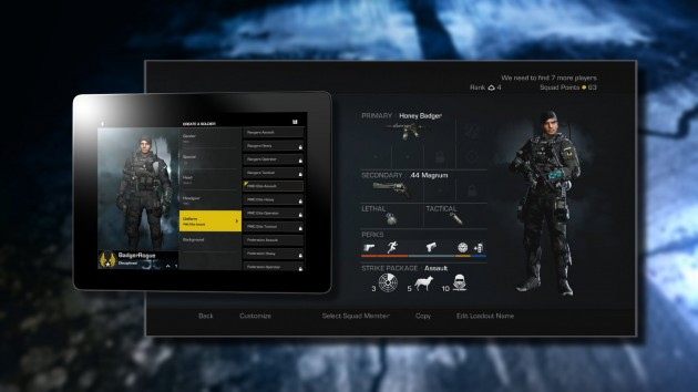 Call of Duty App 2013