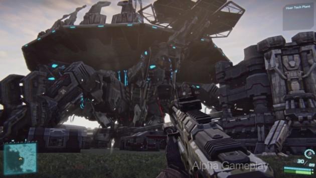 """SOE社長""""基本プレイ無料のFPS『PlanetSide 2』は、PS4にとっての『Halo』になる""""02"""
