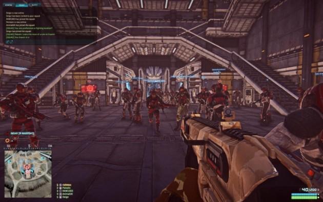 """SOE社長""""基本プレイ無料のFPS『PlanetSide 2』は、PS4にとっての『Halo』になる""""04"""
