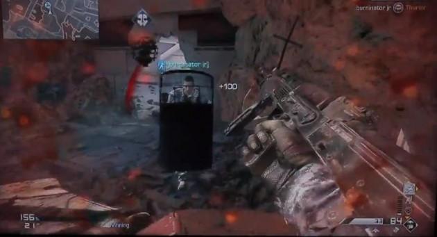 CoD Ghosts サポートストリーク05