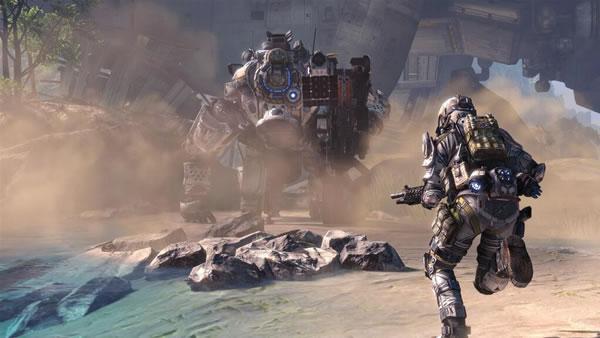 Titanfall:12月7日開催の大規模ゲームイベント「VGX」にてビックサプライズ発表!