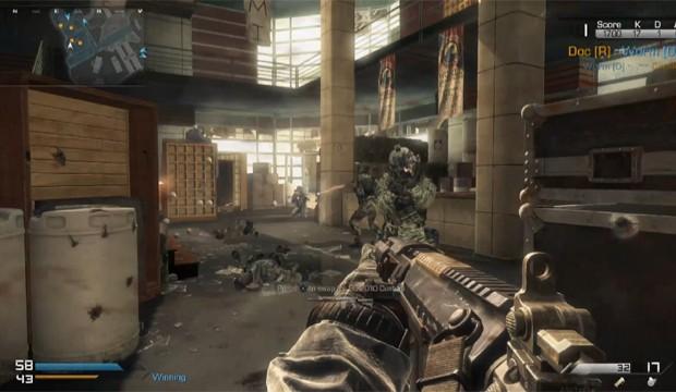CoD: ゴースト:パッチ1.03公開(PC/PS3/Xbox 360)