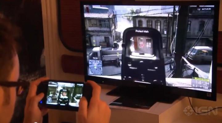 BATTLEFIELD 4:PS4版をPS Vitaでプレイする「リモートプレイ」動画