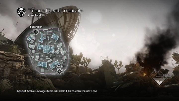 CoD: ゴースト:マルチプレイヤーマップ14枚のローディングスクリーン