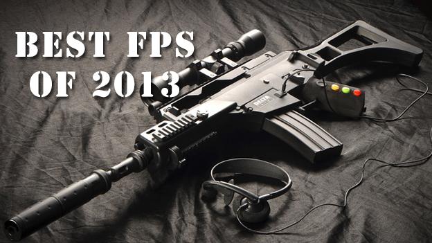 海外サイトが選ぶ2013年のベストFPSタイトル10選!