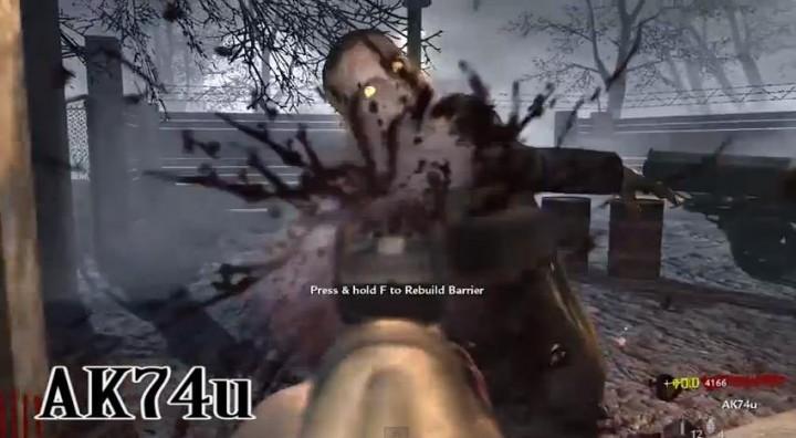CoDBO,BO2の銃を『Call of Duty WaW』で使える夢のMOD配信中
