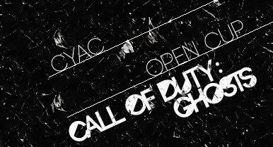 """CoD:ゴースト: SnD大会 """"CyAC:Open Cup""""の準々決勝・準決勝、本日生放送"""