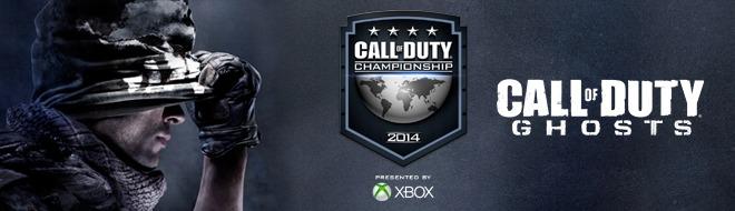 Activision「Call of Duty Championship 2014」 をアナウンス
