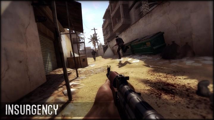 リアル志向FPS『Insurgency』が無料プレイ & 50%OFF、12日まで(Steam)